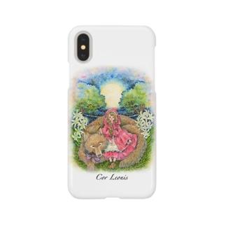 月光の森 Smartphone cases