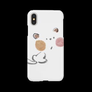 - さらさら -のにゃー Smartphone cases