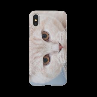 みかん と じろうさん家のみかんちゃん Smartphone cases