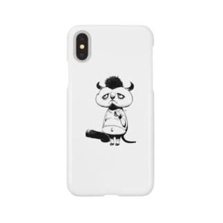 公式キャラクター「クズ夫」 Smartphone cases