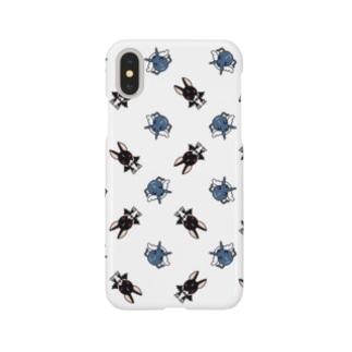 天使犬&悪魔犬 Smartphone cases