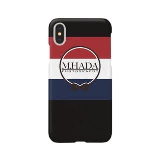 スマートフォンケース Black Smartphone cases