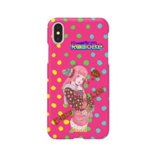 Choco Like Girl Smartphone cases