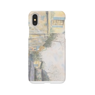 ユトリロの幻影:Mirage of Utrillo Smartphone cases
