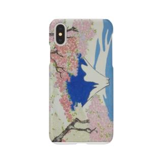 息を呑むような自然に照らし出された浮世絵の精神:Spirit of Ukiyo-e Illuminated by Stunning Nature Smartphone cases