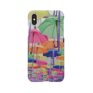 ツユ Smartphone cases
