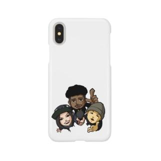 渋谷サイファー  Smartphone cases