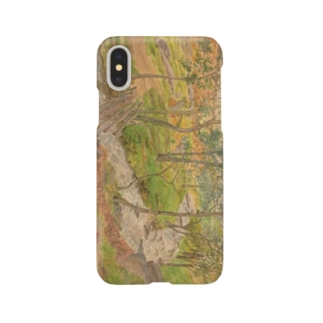 グリンドルフォールドの自然美:Natural Beauty of Grindleford Smartphone cases