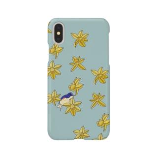 スイセン Smartphone cases