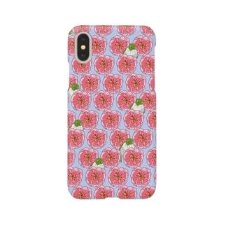 梅とメジロ Smartphone cases