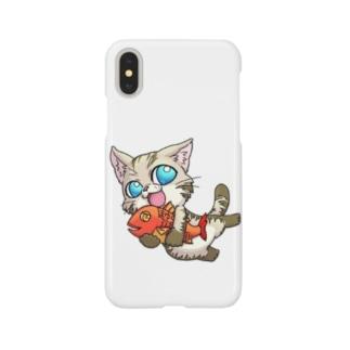 愛で鯛(めでたい)シエル Smartphone cases