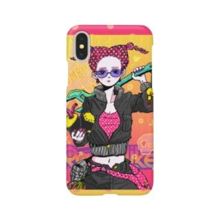 BOMB Girl Smartphone cases