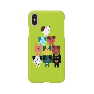 カレ ミニョン iphoneケース Smartphone cases