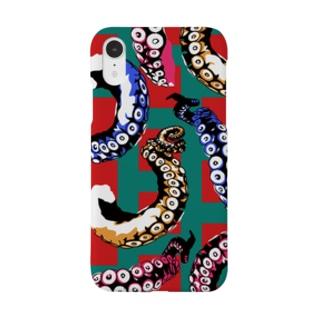 タコ Smartphone cases