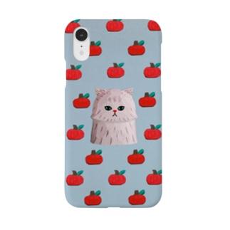 りんごとぺるちゃん Smartphone cases