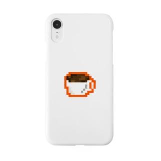 こーひー Smartphone cases