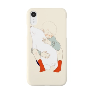 White  bear Smartphone cases