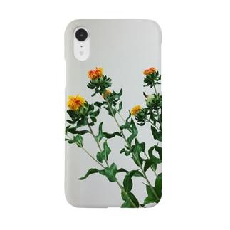 ベニバナ Smartphone cases
