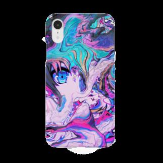 相磯桃花の( ´ ▽ ` ) Smartphone cases