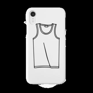 犬田猫三郎のタンクトップ Smartphone cases