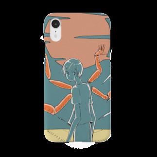 lazulizationの春と修羅 Smartphone cases