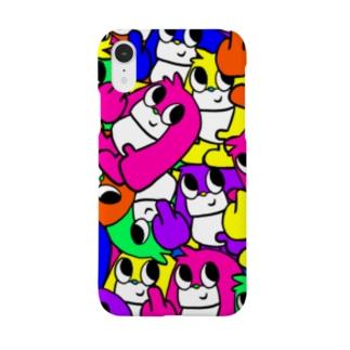 大量発生 Smartphone cases