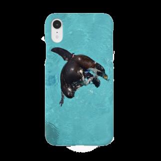 襾のペンギンチャン Smartphone cases