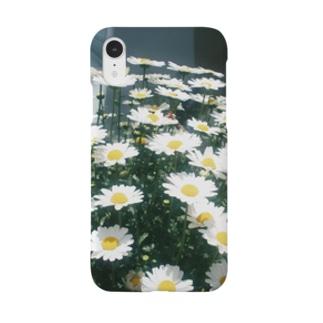 マーガレット Smartphone cases