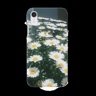 katsumatahasakiのマーガレット Smartphone cases