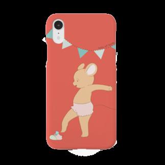 merio_kunのはじめてのくつ Smartphone cases
