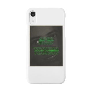 ACID TECHNO MAN Smartphone cases