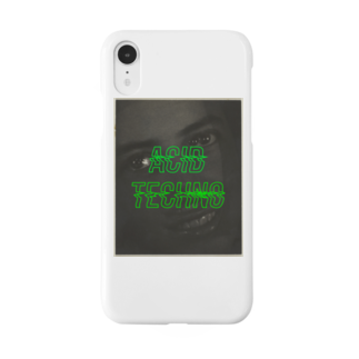 LUTAのACID TECHNO MAN Smartphone cases
