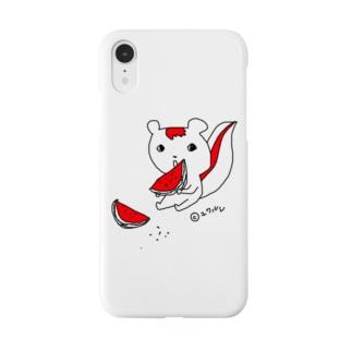 カジカジスsuika Smartphone cases