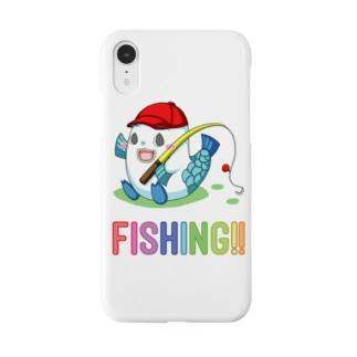 FISHING!!やまろん Smartphone cases