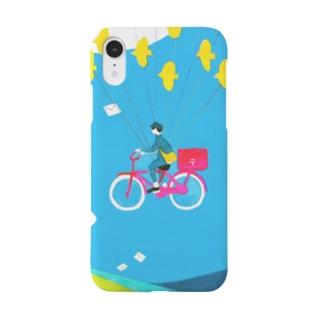 エアメール Smartphone cases