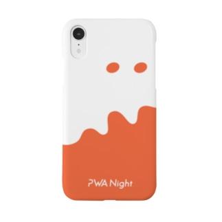 でかぷわんケース Smartphone cases