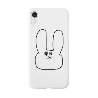 うさぎのヘンリー Smartphone cases