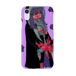社畜ちゃん Smartphone cases
