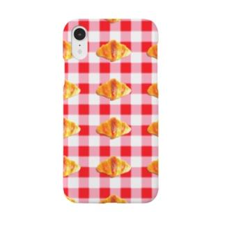 クロワッサン(ぎ) Smartphone cases