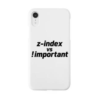 CSSシリーズ Smartphone cases
