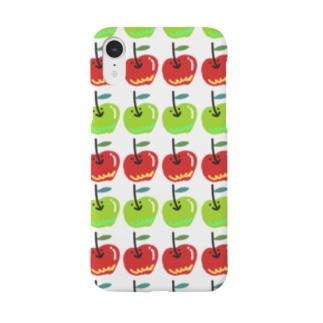 りんごちゃんりんごくん Smartphone cases