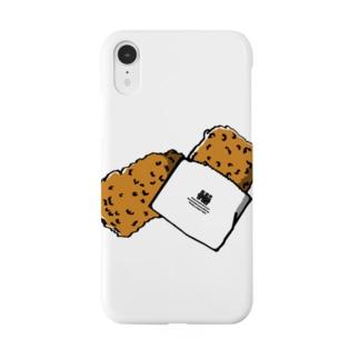 コンビニチキン Smartphone cases