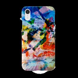 キューブ・ザ・双頭の裸のランチ Smartphone cases