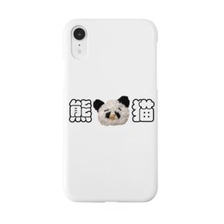 くまねこ Smartphone cases