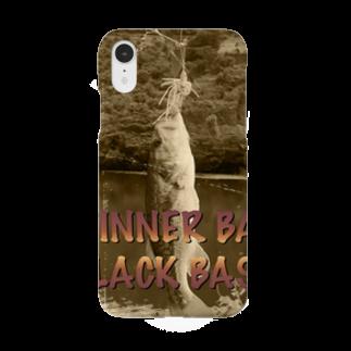 釣りのBLACK BASS Smartphone cases
