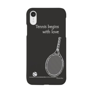 Xiaolin ClubのActions speak louder than words Smartphone cases