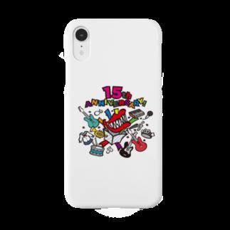 chisa128710の15周年✩ロゴ Smartphone cases