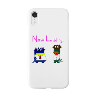Kiligoya CompanyのGoon  Toons:pixel Ver. Smartphone cases