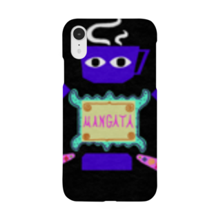 Kiligoya CompanyのPoint de detente(憩いの場) Smartphone cases