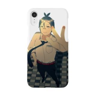 爆音少年かいおー iPhoneケース Smartphone cases
